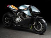 Aston Martin випустив перший мотоцикл (фото)