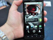 Компания Motorola запатентовала самовосстанавливающееся стекло