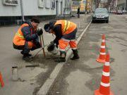 В столице установили более 6000 антипарковочных столбиков - КГГА