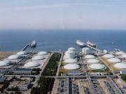 Украина сохраняет планы строительства LNG-терминала