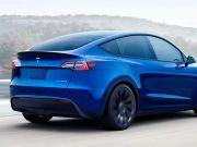 Представлена самая доступная версия Tesla Model Y