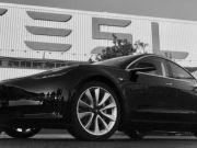 Маск выложил в сеть первые фото Tesla Model 3 (фото)