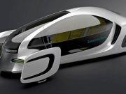 Миру представили первый пластиковый электромобиль