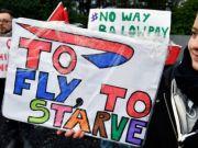 В Румынии люди с самой большой зарплатой в стране объявили забастовку