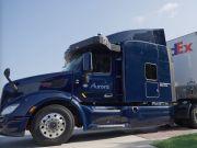 В США FedEx запустила первые беспилотные грузовики, которые будут развозить почту без водителей