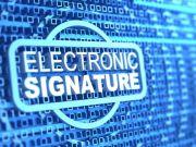 В Євросоюзі вперше правовий акт підписали в електронному вигляді за допомогою ЕЦП