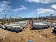 У Каліфорнії реалізується великий проєкт батарей як частина енергетичного переходу штату