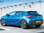 2021 року розпочнуться продажі нової Opel Astra
