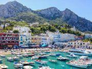 На острове Капри ввели штраф в €500 за одноразовую пластиковую посуду и упаковку