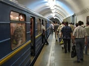 Мобильный интернет заработал еще на двух станциях киевского метро