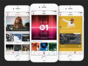 Apple запустила сервис стриминга музыки Apple Music в Украине, ежемесячная подписка обойдется в $4,99