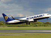 Ryanair приостановил продажу билетов в Украину