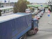 В Украине запретили движение грузовиков при определенной температуре