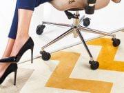 Український стартап розробив інноваційні колеса для офісних стільців