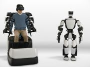 Toyota представила свого людиноподібного робота T-HR3 (відео)