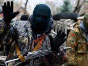 Бойовики намагаються вивезти з Донецька накопичені фінансові ресурси і озброєння - РНБО