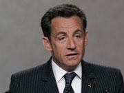 Саркозі вербує Великобританію для спільного походу проти слабкого долара