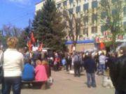 """Луганські і харківські сепаратисти обрали """"народних губернаторів"""""""