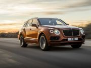 Bentley представила найшвидший кросовер у світі
