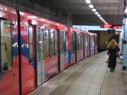 В Венесуэле пассажиров стали бесплатно перевозить в метро