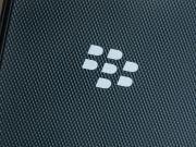 В октябре выйдет первый водостойкий смартфон BlackBerry
