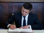 Зеленский ввел в действие решение СНБО об угрозах в энергетике