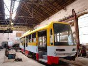 Чернігівський автозавод розпочинає випуск трамваїв