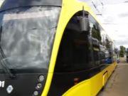В Киеве начнут ездить новые трамваи (видео)