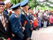Кількість ветеранів війни за три роки зменшилася майже на 30%