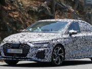 Audi вывела на тесты спортивный седан S3