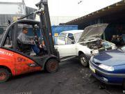 Утилизация автомобилей: в Германии дешевле, чем в Украине