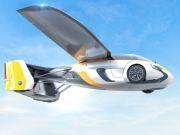 Словаки начали разработку новой модели летающего автомобиля (видео)