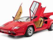 Lamborghini чемпіона Формули-1 продадуть на аукціоні