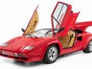 Lamborghini чемпиона Формулы-1 продадут на аукционе