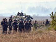 СБУ починає масштабну антитерористичну операцію на Південному Сході - із залученням армії