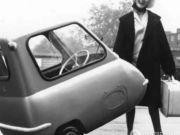 В сети показали самый маленький автомобиль в мире (фото)