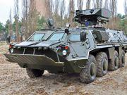 """ДП """"Завод ім. Малишева"""" почне серійне виробництво корпусів для БТР-4Е і БТР-3"""