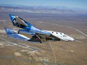 Virgin Galactic вперше випробувала систему хвостового оперення на своїх літаках (відео)