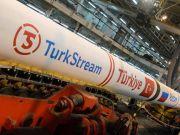 """""""Турецький потік"""" планується ввести в експлуатацію до кінця 2019 року"""