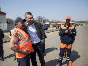 Пропускна спроможність Шулявського шляхопроводу збільшиться на 20% - Кличко