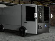 В Україні розробляють інноваційну електровантажівку (фото)
