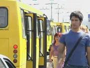 Автобуси і маршрутки змусять вказувати вільні пільгові місця на табло