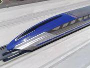 У Китаї виготовили прототип маглев-поїзда, що розвиває швидкість 600 км/год