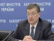 Грищенко: Переговори з Росією щодо газу тривають