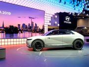 Hyundai представили концепт электромобиля