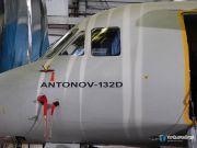 """""""Антонов"""" презентував новий транспортний літак Ан-132 (фото)"""