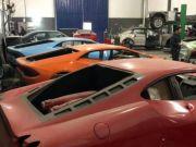 У Бразилії збирали фейкові Ferrari і Lamborghini (фото)