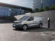 Peugeot дополнил популярный фургон электрифицированной версией (фото)