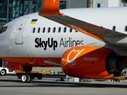SkyUp возобновляет рейсы Киев-Одесса