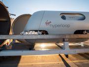 Virgin Hyperloop показал, как будет работать скоростной вакуумный поезд